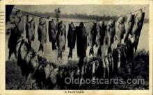fis001014 - Fishing Postcard Post Card