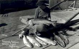 fis001050 - Fishing Postcard Post Card