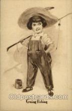 fis001059 - Fishing Postcard Post Card