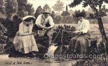 fis001206 - Fishing Postcard Post Card
