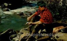 fis001262 - Prepare a feast Fishing Postcard Post Card