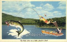 fis001559 - Postcard Post Cards Old Vintage Antique