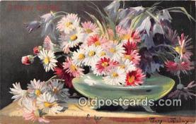 Artist Mary Golay