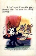 flx000069 - Felix the Cat Postcard Post Card