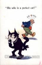 flx000070 - Felix the Cat Postcard Post Card