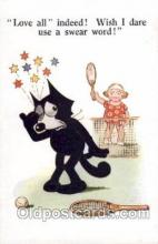 flx000095 - Felix the Cat Postcard Post Card
