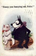 flx000102 - Felix the Cat Postcard Post Card