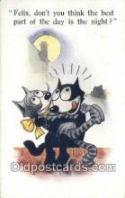 flx000130 - Series 450 Felix the Cat Postcard Post Card