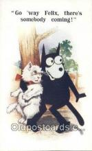 flx000171 - Series 4725 Felix the Cat Postcard Post Card