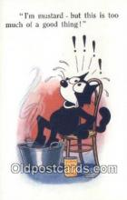 flx000179 - Series 587 Felix the Cat Postcard Post Card