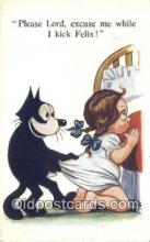 flx000181 - Series 4822 Felix the Cat Postcard Post Card