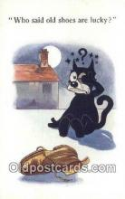 flx000199 - Series 4872 Felix the Cat Postcard Post Card