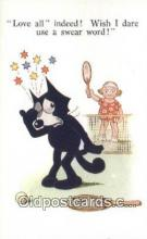 flx000202 - Series 515 Felix the Cat Postcard Post Card