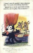flx000214 - Series 5146 Felix the Cat Postcard Post Card
