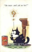 flx000229 - Series 5025 Felix the Cat Postcard Post Card