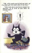 flx000236 - Series 5017 Felix the Cat Postcard Post Card