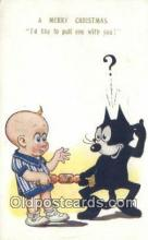 flx000237 - Series 4966 Felix the Cat Postcard Post Card