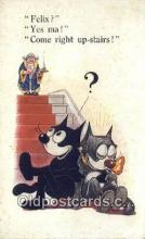 flx000253 - Series 470 Felix the Cat Postcard Post Card