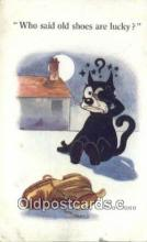 flx000254 - Series 469 Felix the Cat Postcard Post Card