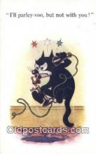 flx000256 - Series 460 Felix the Cat Postcard Post Card