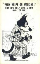 flx000275 - Bamforth & Co Publishing Felix the Cat Postcard Post Card