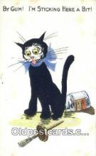 flx000283 - Felix the Cat Postcard Post Card