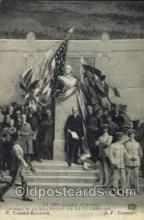 fmp001004 - Le President Wilson  Postcard Post Cards Old Vintage Antique