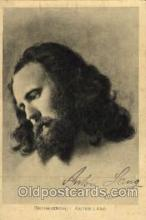 fmp001013 - Anton Lang, Oberammergau  Postcard Post Cards Old Vintage Antique