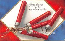 foj000009 - July 4th Independence Day Post Card