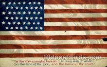 foj001144 - Series 4398 The Star Spangled Banner, Post Card Post Card