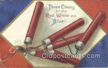foj001231 - Artist Ellen Clapsaddle, Fourth, 4th of July Postcard Post Card Old Vintage Antique