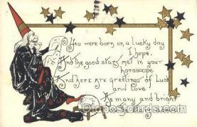 for001029 - Artist H.B. Griggs, Furtune, Fortunes, Postcard Post Card