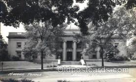 fra000001 - Kenoshe, Wisconsin, USA Masonic Fraternal Postcard Post Card