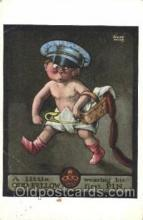 fra000004 - first pin Masonic Fraternal Postcard Post Card