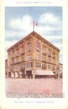 fra200015 - Portland, Oregon Fraternal Elks Club (B.P.O.E.) Postcard Post Card