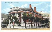 fra200031 - Tampa, Florida, USA Fraternal Elks Club (B.P.O.E.) Postcard Post Card