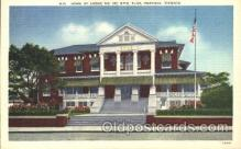 fra200032 - Fraternal Elks Club (B.P.O.E.) Postcard Post Card
