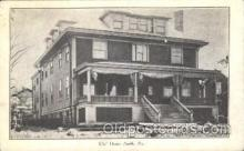 fra200040 - Apollo, Pa, USA Fraternal Elks Club (B.P.O.E.) Postcard Post Card