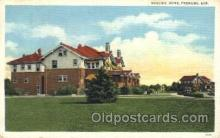 fra400045 - Fremont, Nebraska USA Mason, Mason's Fraternal Organization, Postcard Post Card