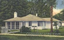 fra500007 - Moosehaven, Florida, USA Fraternal Moose Club, Postcard Post Card
