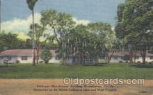 fra500009 - Moosehaven, Florida, USA Fraternal Moose Club, Postcard Post Card