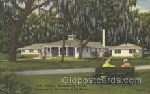 fra500010 - Moosehaven, Florida, USA Fraternal Moose Club, Postcard Post Card
