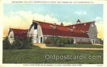 fra500014 - Mooseheart, Ill. USA Fraternal Moose Club, Postcard Post Card