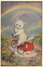 frg024 - Frog Postcard Post Card