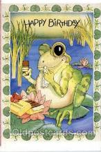 frg146 - Frog Postcard Post Card