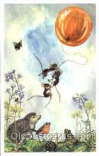 frg176 - Frog Frogs Postcard Post Card