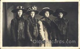 fur001001 - Fur, Postcard Post Card