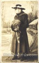 fur001058 - Fur, Postcard Post Card
