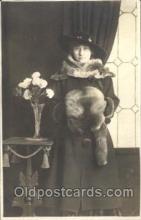 fur001064 - Fur, Postcard Post Card