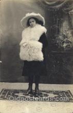 fur001070 - Fur, Postcard Post Card